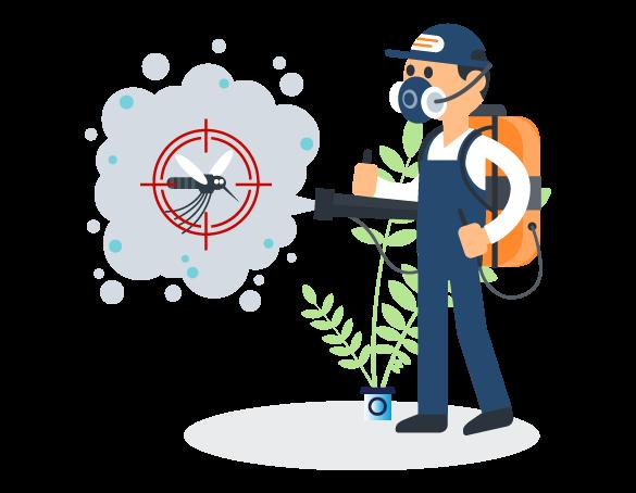 Professional Pest Control Thornlands